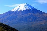 山梨県 富士河口湖町 富士山