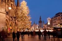 ドイツ クリスマスマーケットにて
