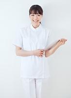 看護師の日本人女性