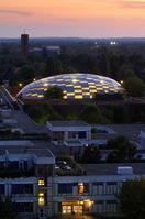 ドイツ ベルリン自由大学文献学図書館