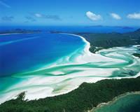 オーストラリア ホワイトヘブン・ビーチ