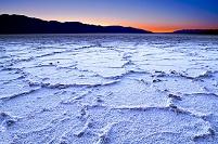 アメリカ合衆国 デスバレー国立公園 塩原