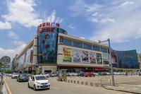 中華人民共和国 広東省 肇慶市の街並み