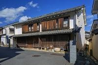 愛媛県 八日市護国の街並み 八日市資料館
