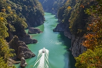和歌山県 瀞峡