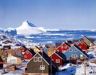 グリーンランド 北ヨーロッパ