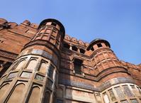 インド アーグラ城塞 アクバリー門