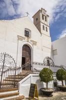 スペイン フリヒリアナ サン・アントニオ・デ・パドゥア教会