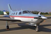 東京都 調布飛行場 パイパー PA-46