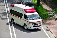 東京都練馬区 救急車