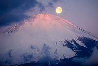 静岡県 小山町よりパール富士