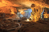 ベトナム スンソット洞窟