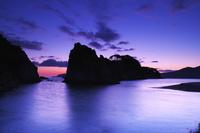 岩手県 浄土ヶ浜の朝