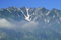 長野県 岩岳より唐松岳