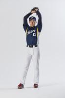 日本人投手のピッチング