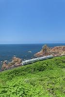 青森県 JR五能線の普通列車