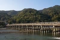 京都府 嵐山渡月橋
