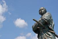 長崎県 坂本龍馬之像