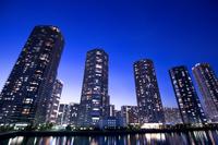 東京都 東雲のタワーマンション