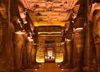 エジプト  アブシンベル大神殿