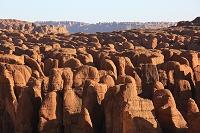 チャド共和国 エネディ高原