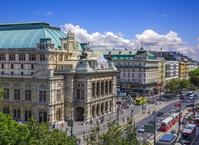 オーストリア ウィーン 国立オペラ座とオーパンリンク