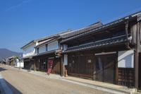 三重県 東海道関宿