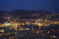 長崎市街の夜景