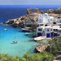 ギリシャ ミロス島