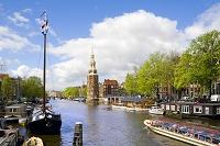オランダ アムステルダム アウデスカンス運河