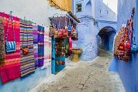 モロッコ シャウエン メディナ