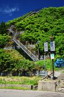 松江地区の津波避難路