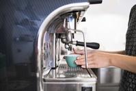コーヒーメーカーをセット