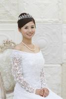美しい花嫁