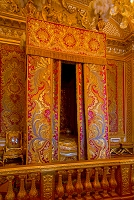 フランス パリ ヴェルサイユ宮殿 王の寝室