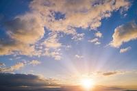 琵琶湖 湖畔の朝