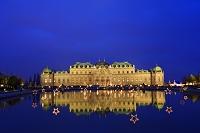 オーストリア ウィーン ベルヴェデーレ宮殿