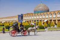 イラン エスファハーン シェイフ・ロトフォッラーモスク