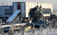 トルコ首都で高速鉄道が衝突事故
