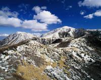 大分県 三俣山と星生山と久住山