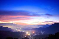 長野県 十観山
