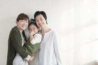 日本人女性三世代