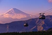 神奈川県 富士山 大湧谷