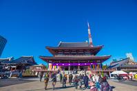 芝 増上寺 境内 本堂