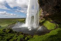 アイスランド セリャラントスフォス