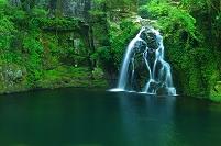 三重県 千手滝