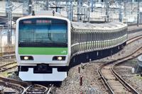 東京都 JR東日本 E231系 電車