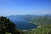 滋賀県 賤ヶ岳から琵琶湖