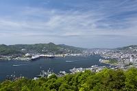 長崎港眺望