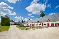 フランス シュヴェルニー城 猟犬舍